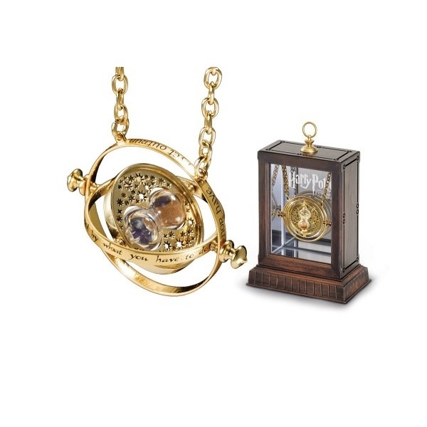 Hermione's Time Turner (Harry Potter) The Noble Collection Replica