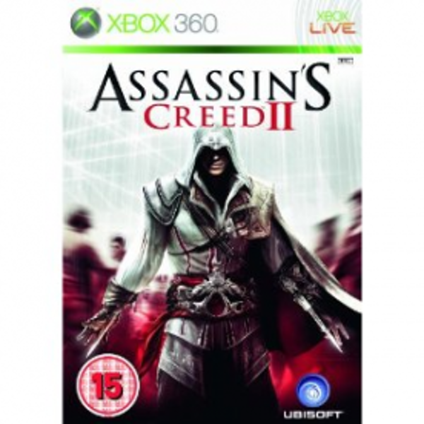 Assassin's Creed II 2 Xbox 360 Game