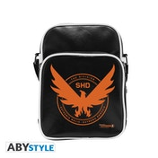 The Division  - Emblem- Vinyl Small Messenger Bag