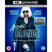 Atomic Blonde 4K UHD   Blu-ray   Digital Download