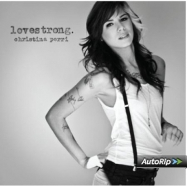 Christina Perri - Lovestrong CD