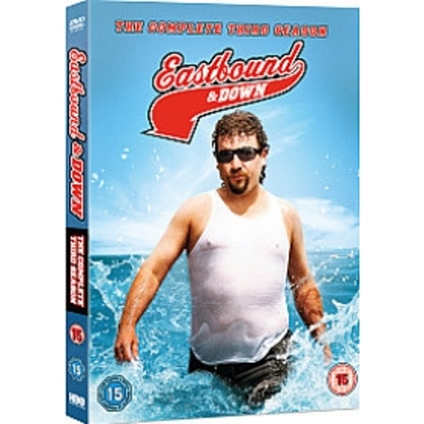 Eastbound And Down Series 3 DVD