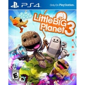 Little Big Planet 3 PS4 Game (#)