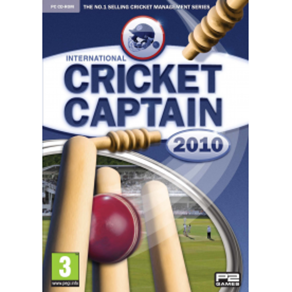 International Cricket Captain 2010 Game PC