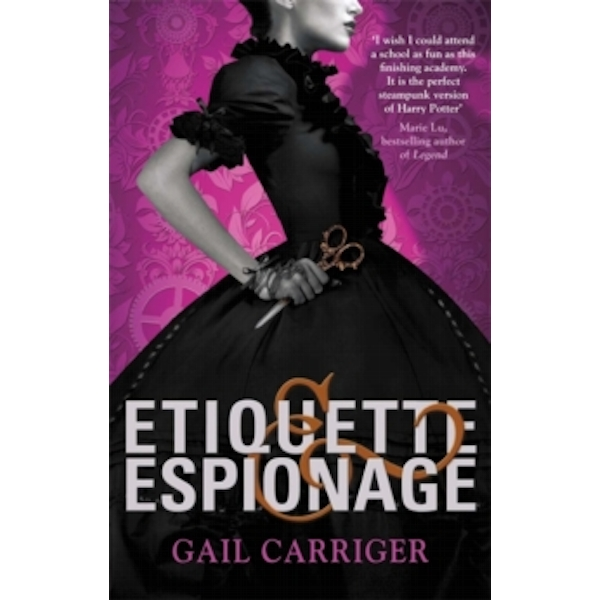 Etiquette and Espionage : Number 1 in series