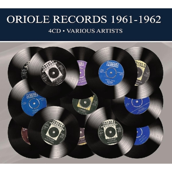 Various Artists - Oriole Records 1961-1962 CD