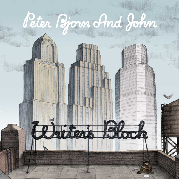 Peter Bjorn & John - Writers Block Vinyl