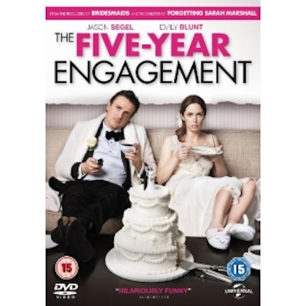 The Five Year Engagement DVD