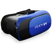Stealth VR50 Virtual Reality Headset Blue (iOS & Android)
