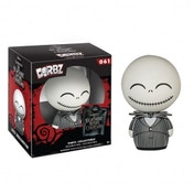 Nightmare Before Christmas Jack Skellington Dorbz Vinyl Figure