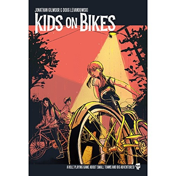 Kids on Bikes RPG Softcover