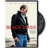 Black Mass (2015) DVD