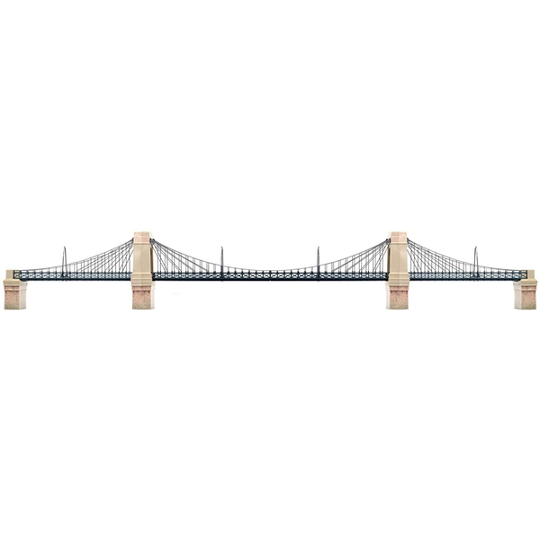 Hornby Grand Suspension Bridge Model