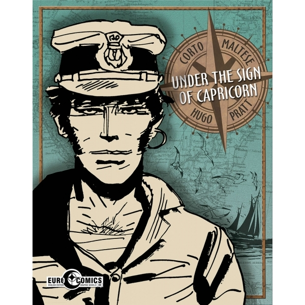 Corto Maltese Under the Sign of Capricorn Paperback