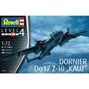 Dornier Do17 Z-10 Kauz 1:72 Revell Model Kit