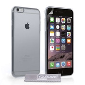 YouSave Accessories iPhone 6 / 6s Plus Gel - Clear