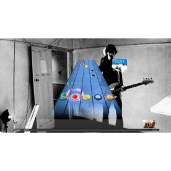 SingStar Guitar Star Solus Game PS3 - Image 2