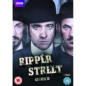 Ripper Street Series 2 DVD