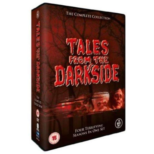 Tales From The Dark Side Seasons 1- 4 Complete Collection DVD