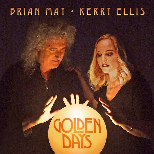 Brian May & Kerry Ellis - Golden Days CD