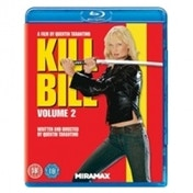 Kill Bill Volume 2 Blu-ray