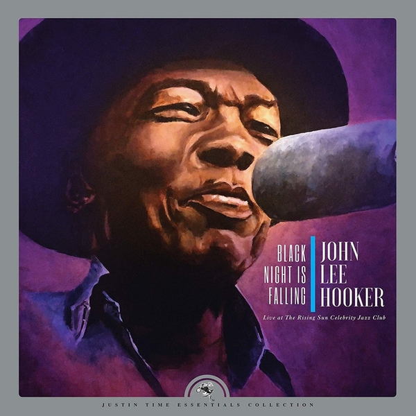 John Lee Hooker - Black Night Is Falling Live At The Rising Sun Celebrity Jazz Club (Collectors Edition) (Black Friday 2019) Vinyl