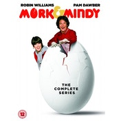 Mork & Mindy: Complete Collection DVD