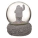 Moon and Space Man Snow Globe Waterball - Image 4