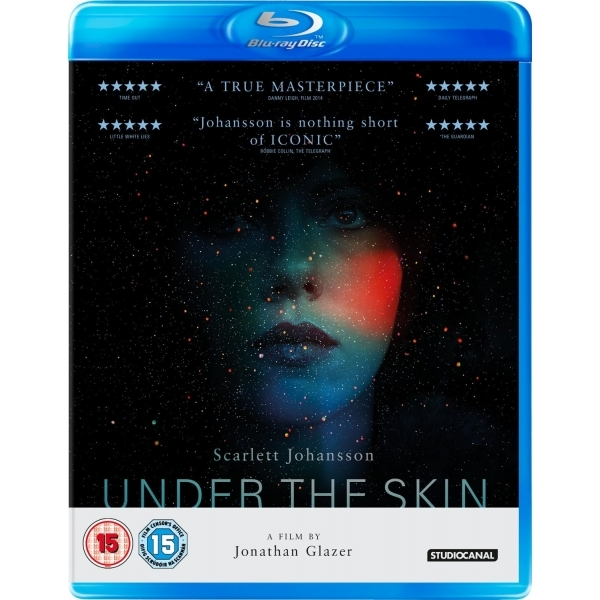 Under The Skin Blu-ray