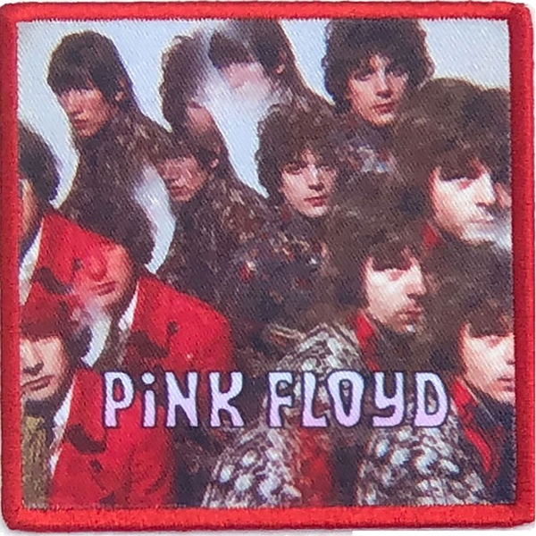 Pink Floyd - The Piper At the Gates of Dawn Standard Patch