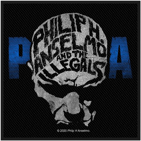 Philip H. Anselmo & The Illegals - Face Standard Patch