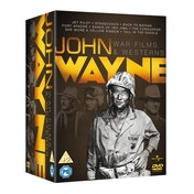 John Wayne War & Westerns Collection DVD
