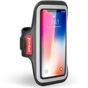 Caseflex Apple iPhone X Sports Armband - Black (W)