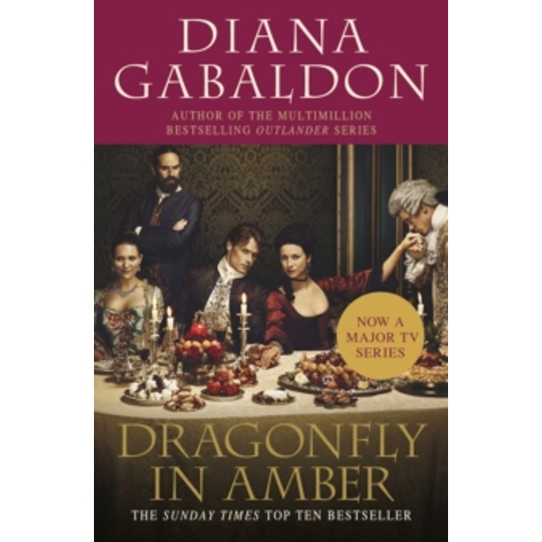 Dragonfly In Amber : (Outlander 2) Paperback