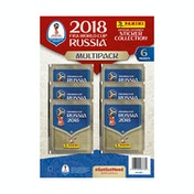 FIFA World Cup 2018 Sticker Collection Multipack