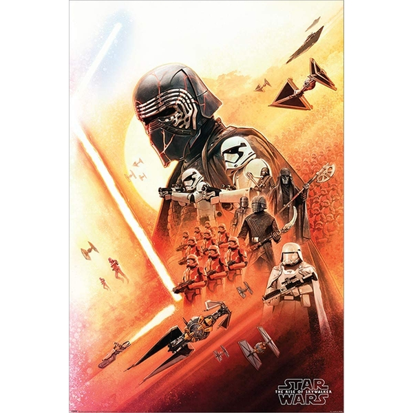 Star Wars The Rise Of Skywalker Maxi Poster