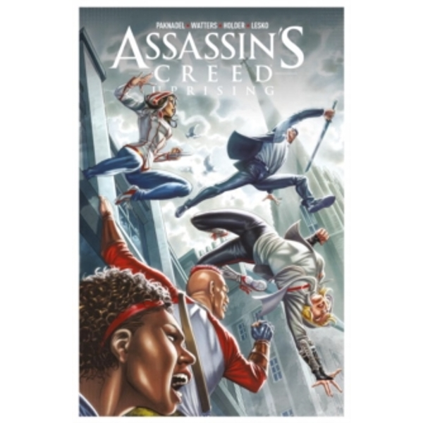 Assassin's Creed Uprising: Volume 2 : 2
