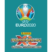 Road To Euro 2020 Adrenalyn XL Trading Card Boosters (50 Packs)