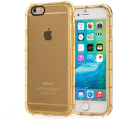 Apple iPhone 6/6S Rose Gold Gel Case with Black Camera Hole