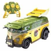 Nikko Teenage Mutant Ninja Turtles Remote Control Party Van