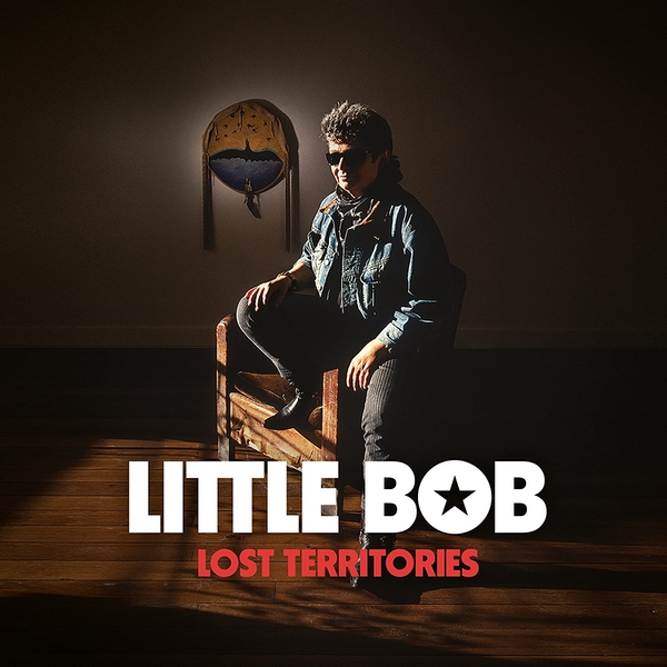 Little Bob - Lost Territories CD