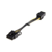 StarTech PCI Express 6 pin to 8 pin Power Adapter Cable
