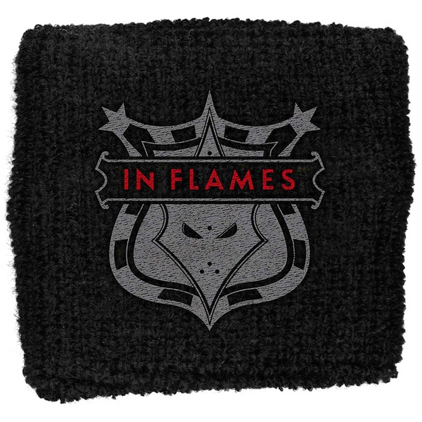 In Flames - Shield Sweatband