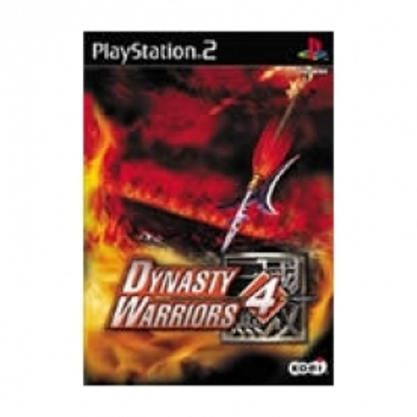 Dynasty Warriors 4 Game PS2