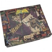 DC Comics Vintage Batman Joker Wallet
