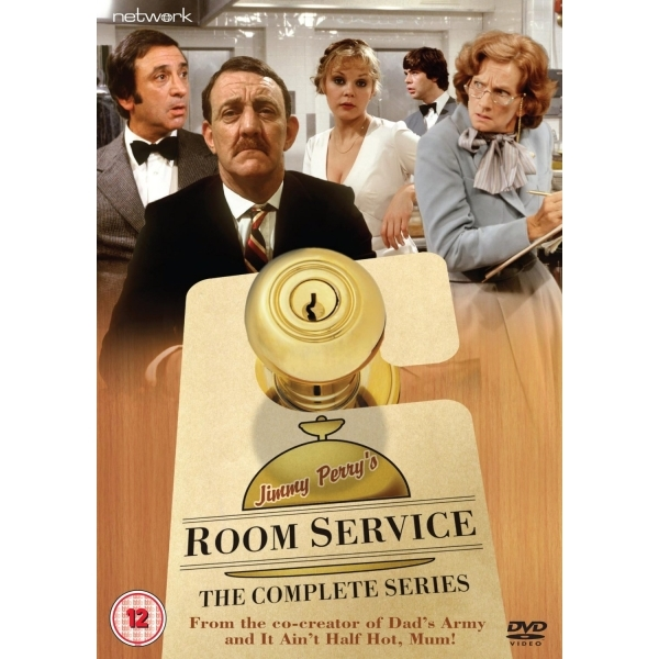 Room Service: The Complete Series DVD