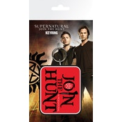Supernatural Join the Hunt Key Ring