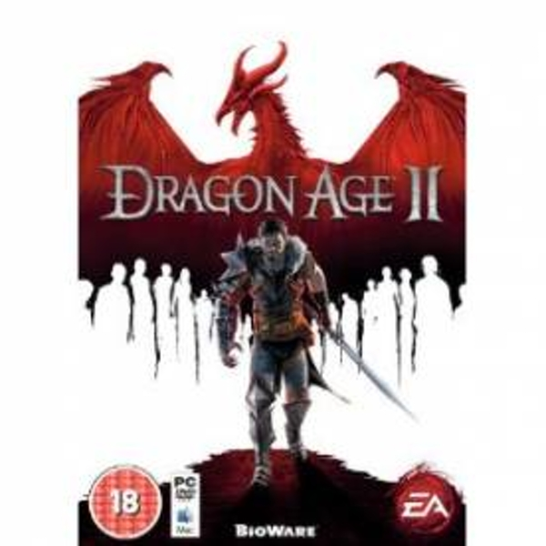 Dragon Age II 2 Game PC