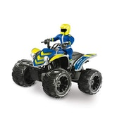 Quad Bike Police Revell Control Radio Controlled Quad Bike