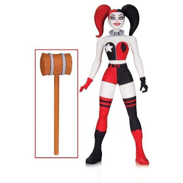 DC Comics Designer Series Darwyn Cooke Harley Quinn Action Figure Toy
